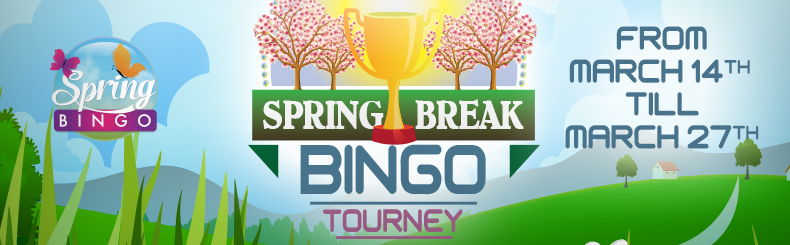 Spring Break Bingo Tourney