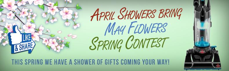 FaceBook Spring Contest