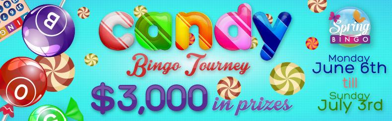 Candy Bingo Tourney