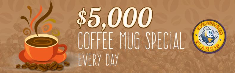 Coffee Mug Special