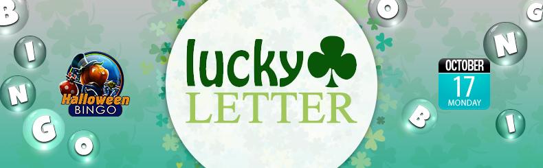 Lucky Letter