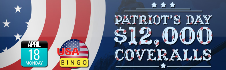 Patriot's Day Coveralls