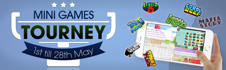 Mini Games Tourney