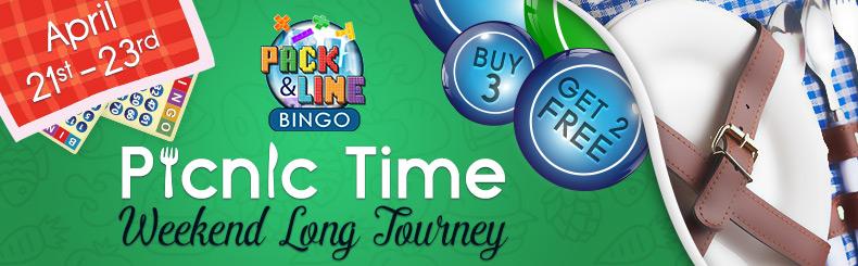 PicNic Time Bingo