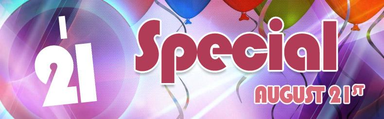 21 Special