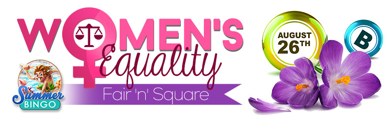 Women's Equality Fair 'n' Square