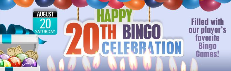 Happy 20th!