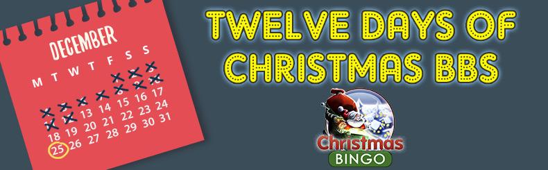 12 Days of Christmas BBS