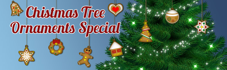 Christmas Tree Ornament Special