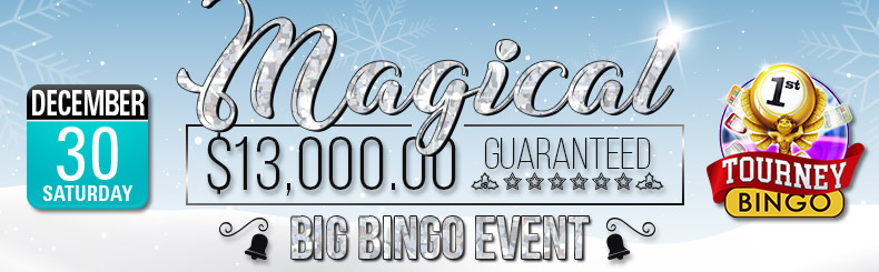 Magical $13,000 Guaranteed