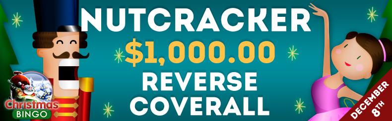 Nutcracker Reverse Coverall