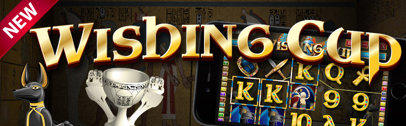 Wishing Cup Video Slot