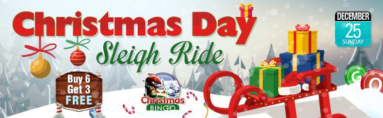 Christmas Day Sleigh Ride