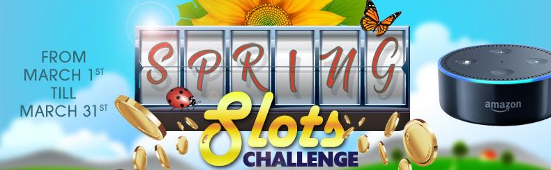 Spring Slots Challenge