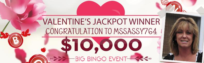 Big Bingo Winner