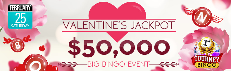 Valentines Jackpot