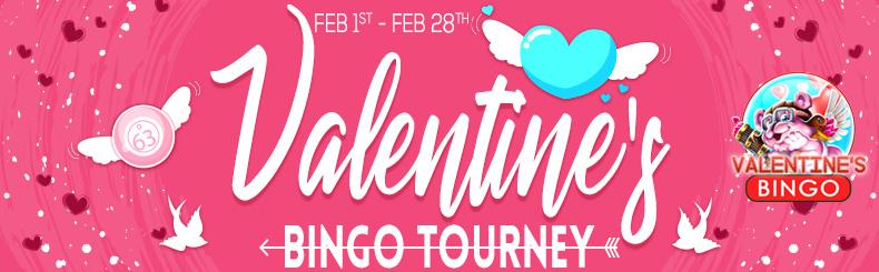 Valentine's Bingo Tourney