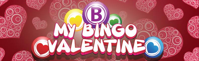 My Bingo Valentine