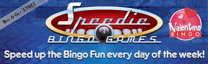 Speedie Bingo