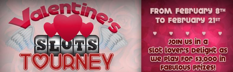 Valentine Slots Tourney