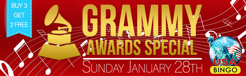 Grammy Awards Special