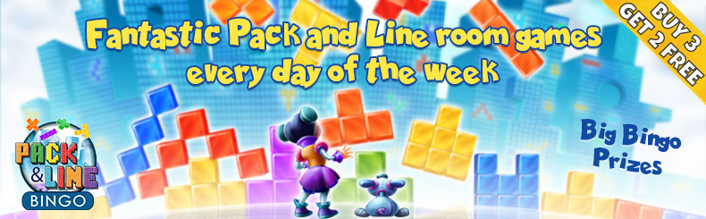 The Pack & Line Games