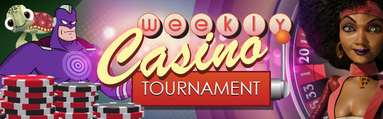 Weekly Casino Tourney