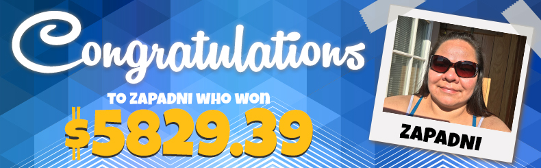 Congratulations ZAPADNI