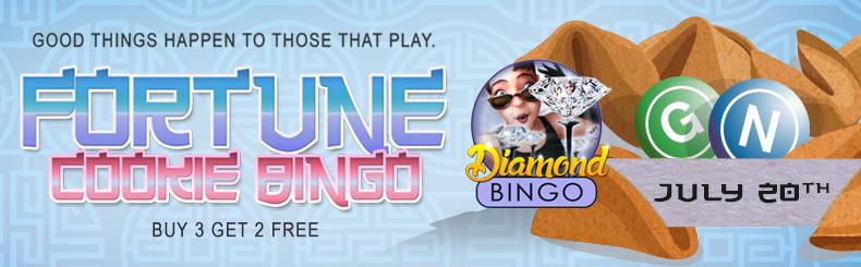 Fortune Cookie Bingo