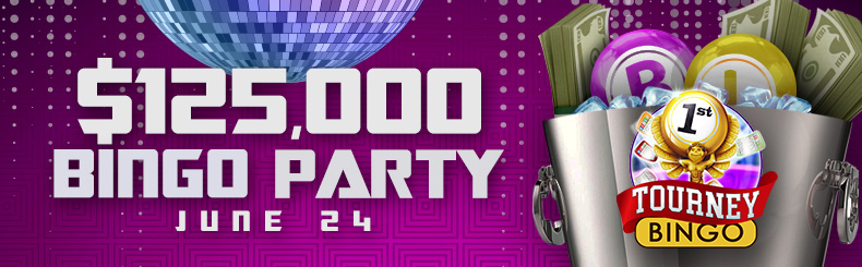 $125,000 Bingo Party