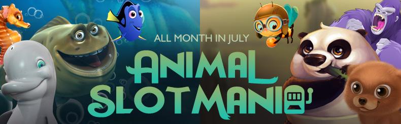 Animal Slotmania