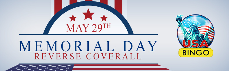 Memorial Day Reverse Coverall