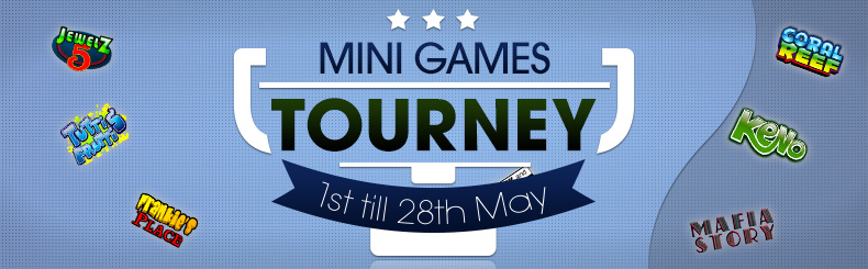 Mini Games Tourney