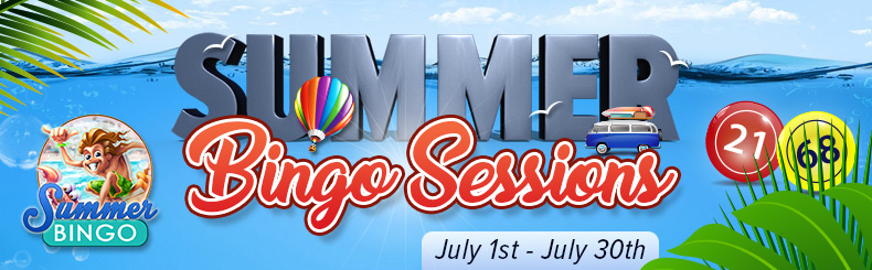 Summer Bingo Sessions