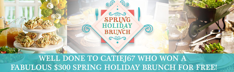 Spring Brunch Winner