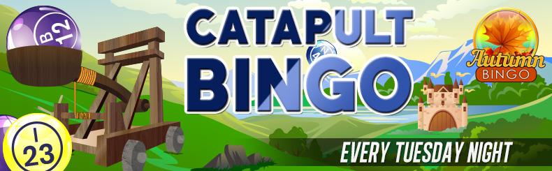 Catapult Bingo