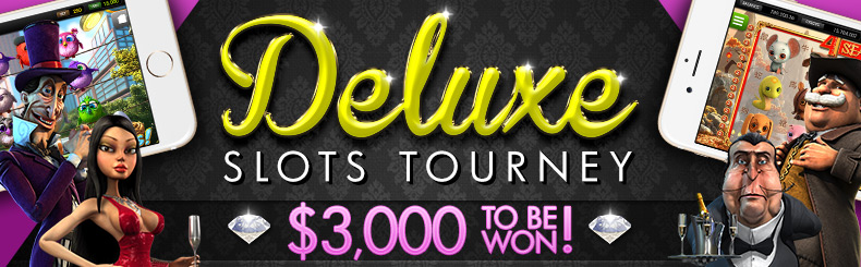 Deluxe Slots Tourney