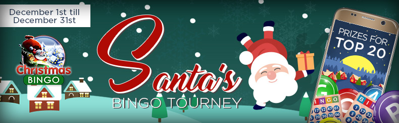 Santa's Bingo Tourney
