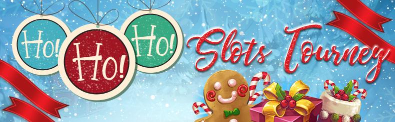 Ho! Ho! Ho! Slots Tourney
