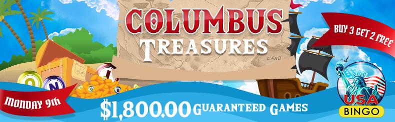 Columbus Treasures