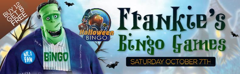 Frankie's Bingo Games