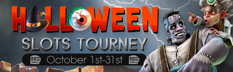 Halloween Slots Tourney