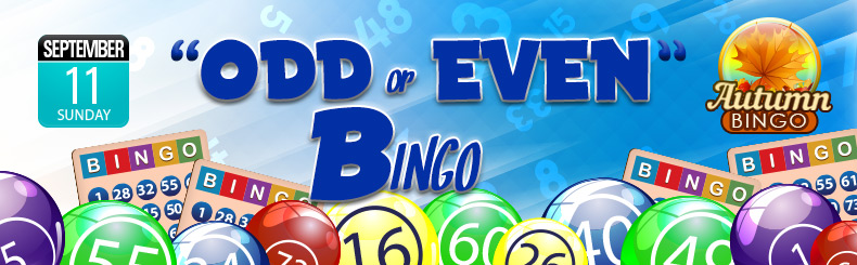 Odd or Even Bingo