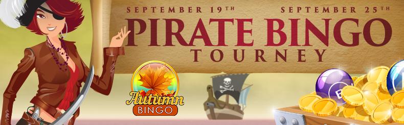 Pirate Bingo Tourney