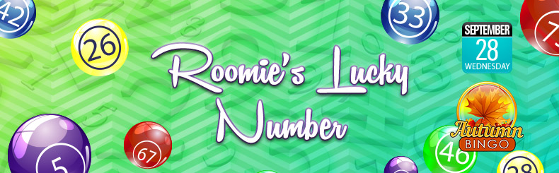 Roomies Lucky Number
