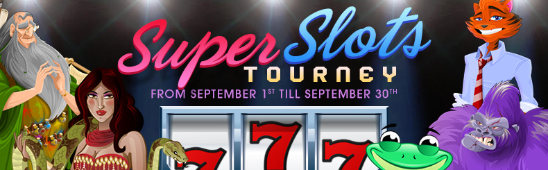 Super Slots Tourney