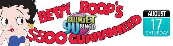 Betty Boop's Guaranteed Game