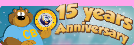 CB 15th Anniversary Scratch Cards