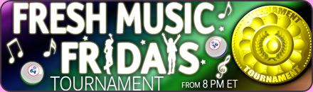 Fresh Music Fridays