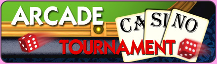 Arcade & Casino Tournament